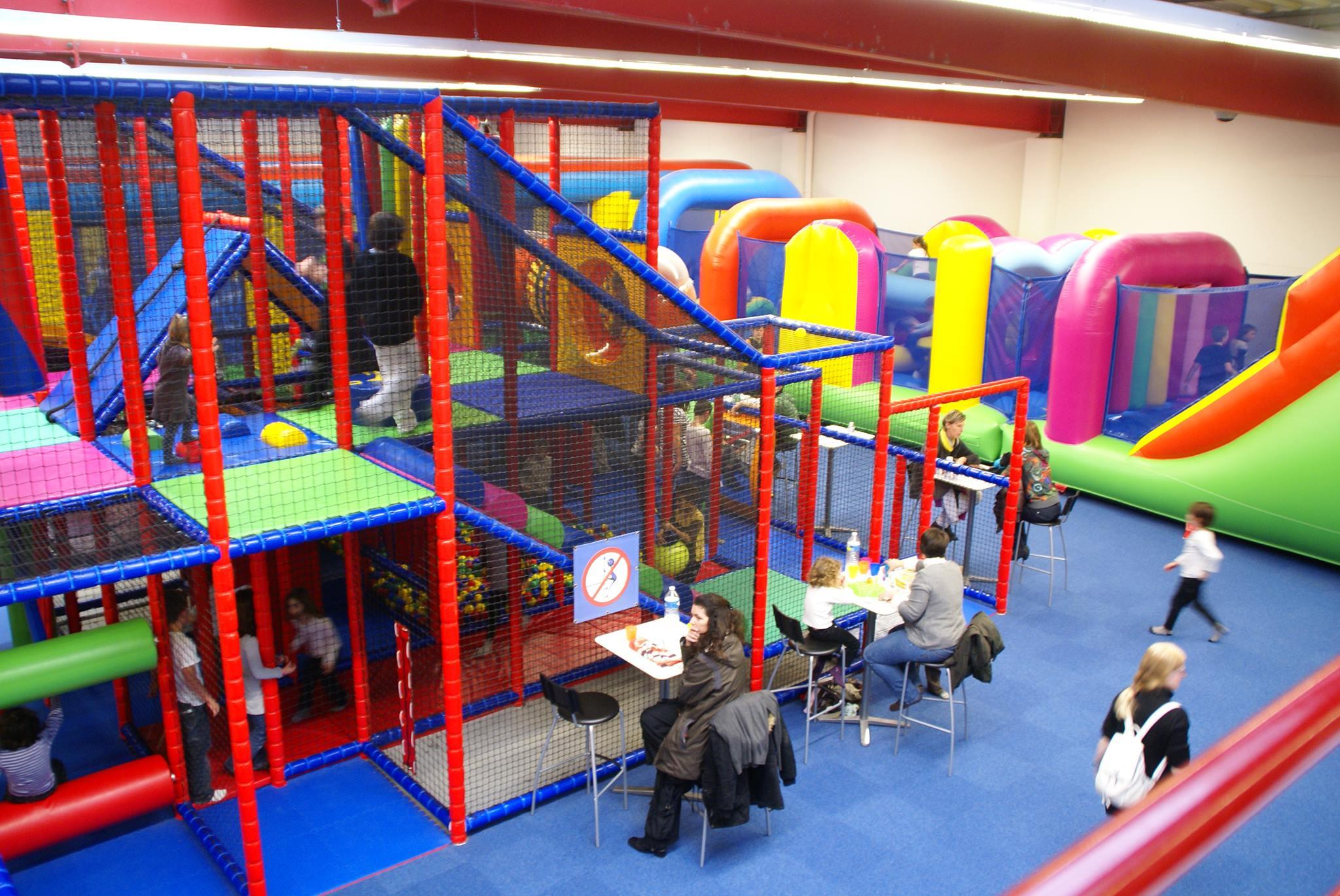 Ile Aux Jeux Parc De Loisirs Couvert Pour Enfants A Cholet Ouvert Toute L Annee