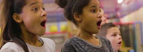 L'ile aux Jeux à Challans, c'est génial pour les enfants !